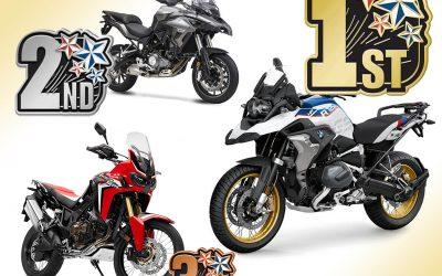 Mercato Moto – Anche agosto chiude con il segno +