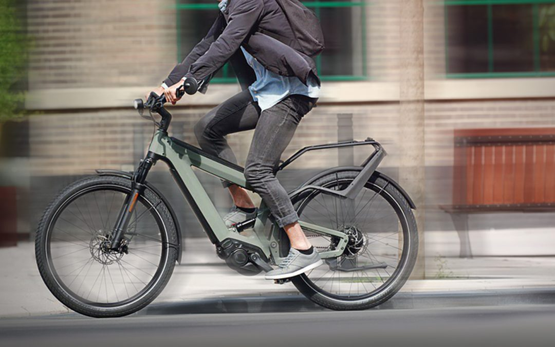 Le E-Bike con Walk Assist non sono ciclomotori